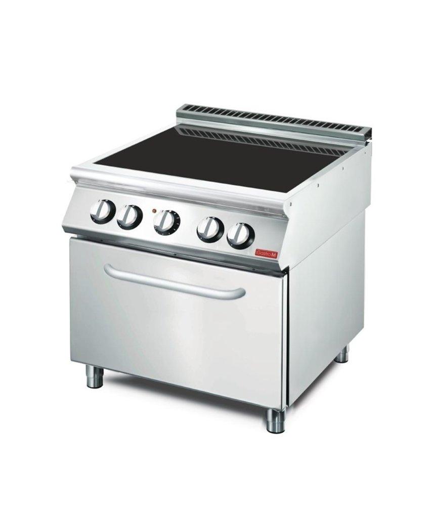 GASTRO-M Gastro M 700 plus keramische kookplaat GM70/80 CFVE