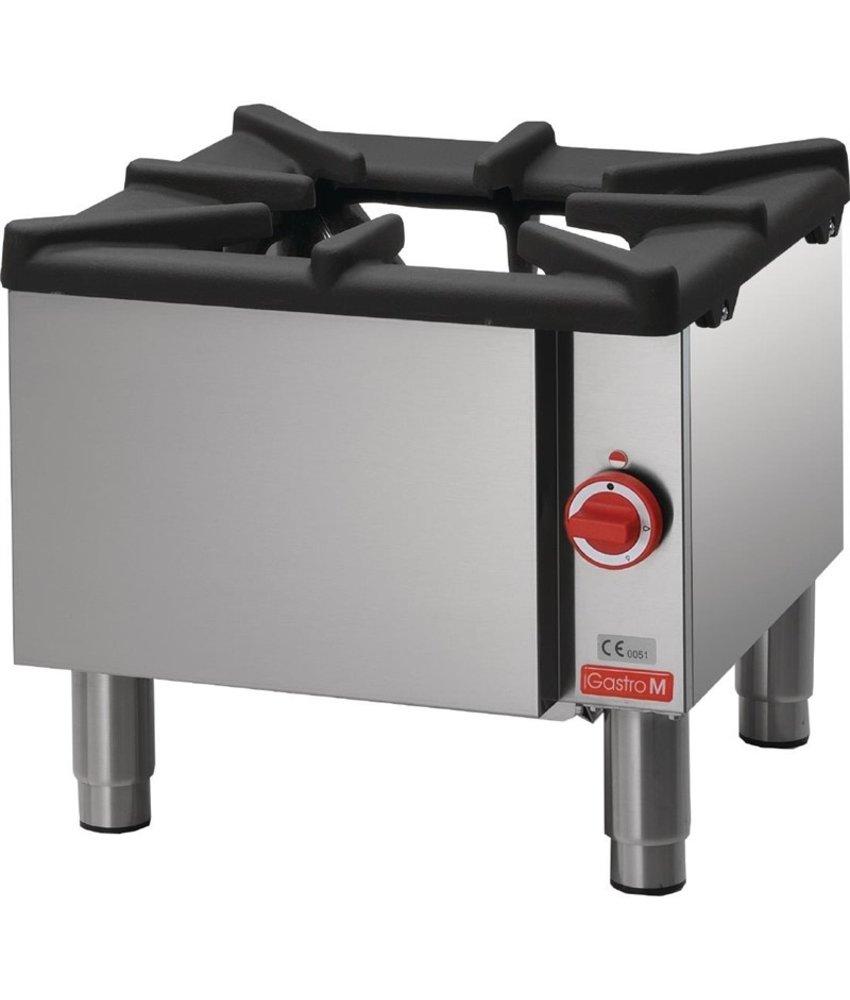 GASTRO-M Gastro M 650 gashokker 1 centrale brander FPG/55