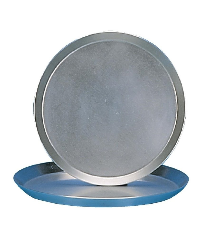 gastronoble Pizzapan getemperd aluminium 1,5 cm diep ( 3 maten)