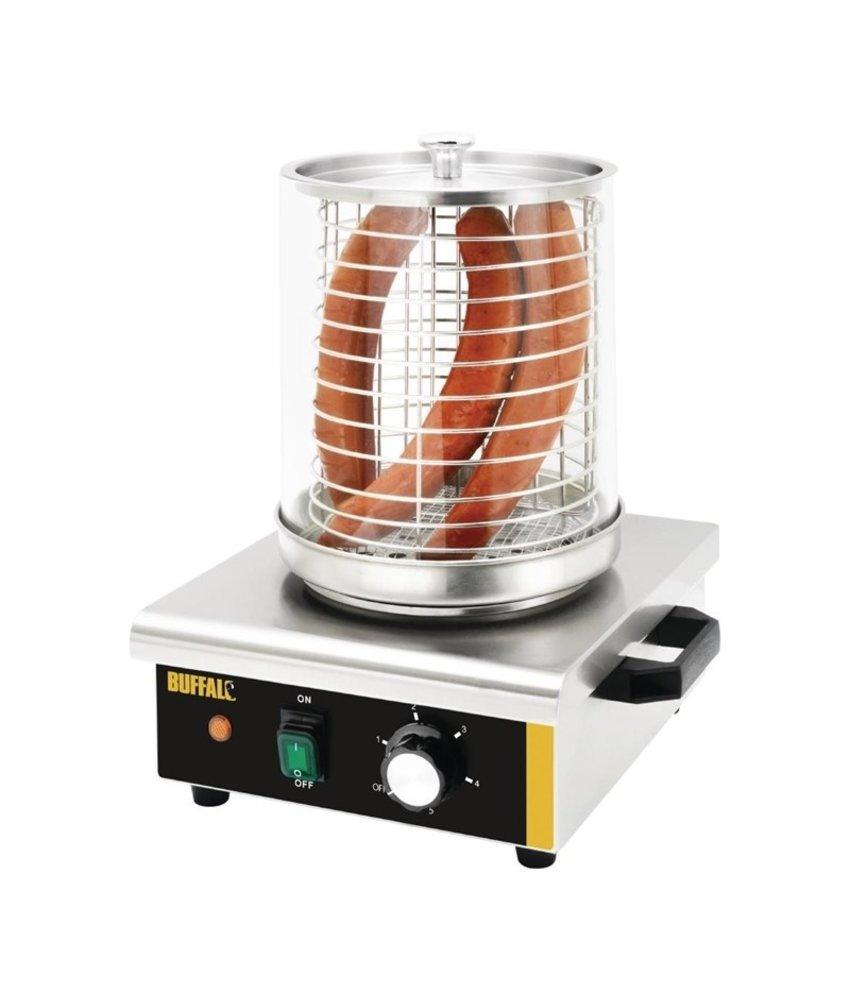 Buffalo Buffalo hotdogwarmer