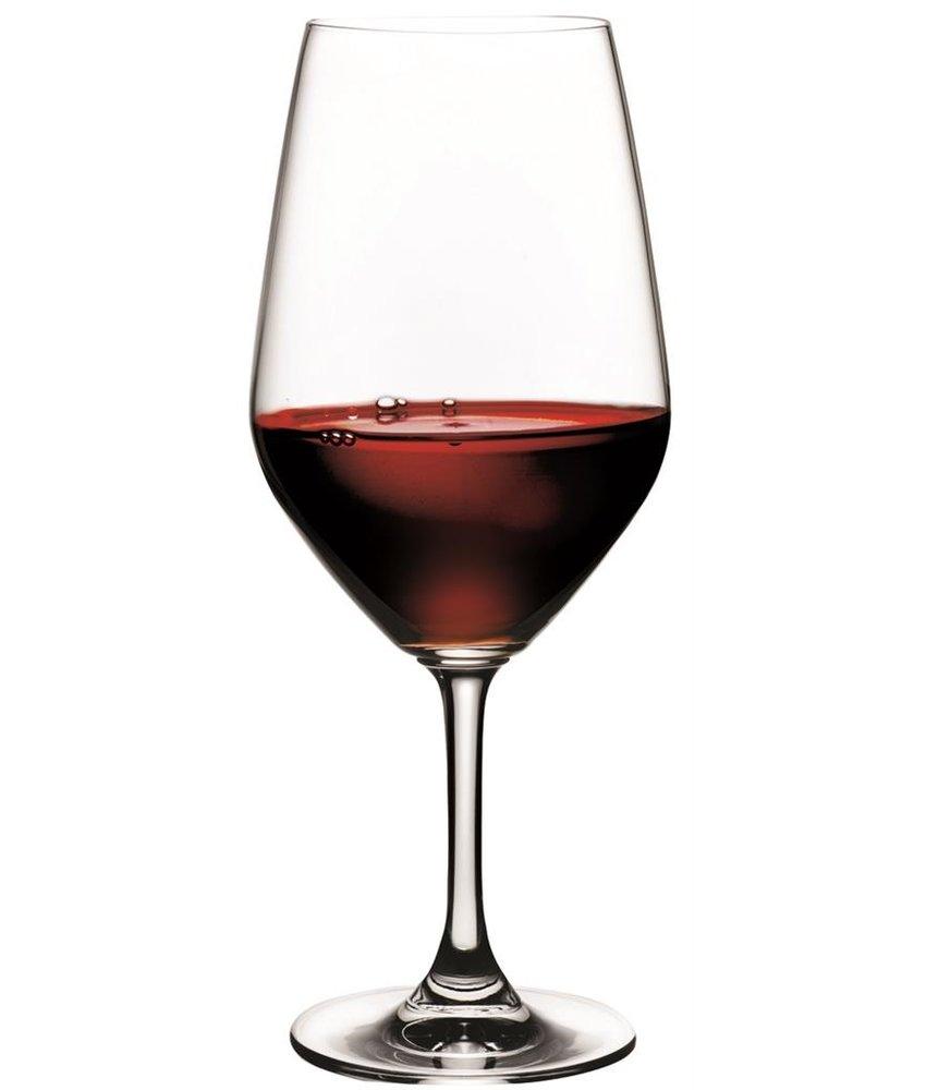 Nude Crystalline Flights rode wijnglas 500 ml ( 6 stuks)