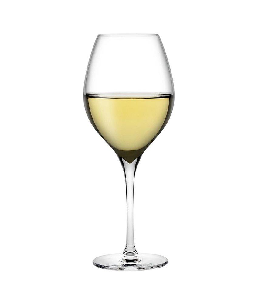 Nude Crystalline Vinifera witte wijnglas 365 ml ( 6 stuks)