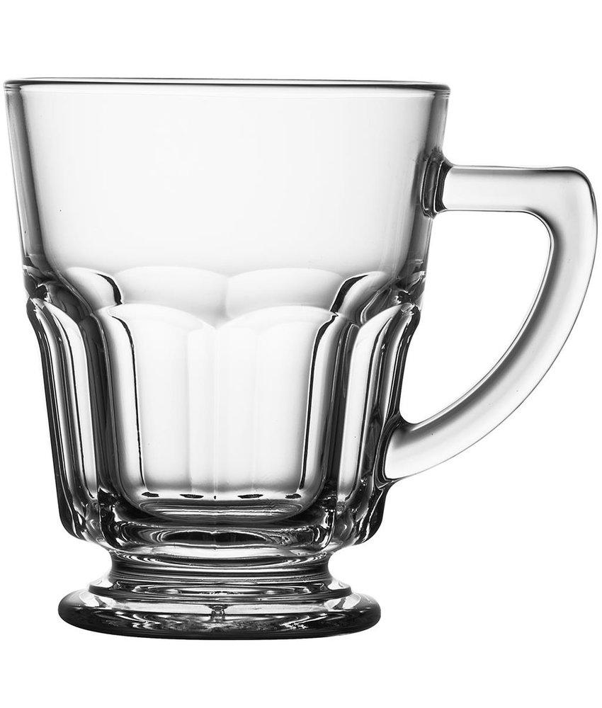 Coffeepoint Casablanca theeglas 270 ml ( 6 stuks)
