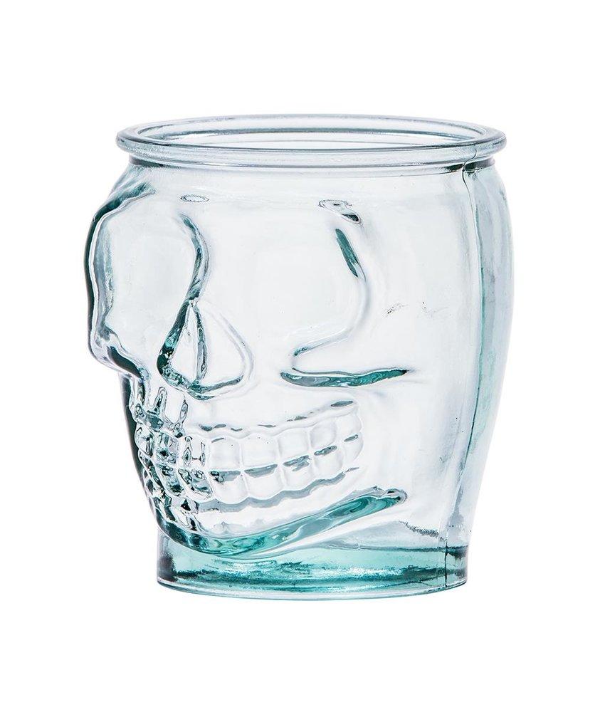 Stylepoint Happy Skull cocktailglas ( 6 stuks)