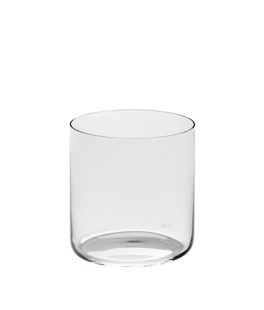 Nude Finesse waterglas 390 ml 4 stuks