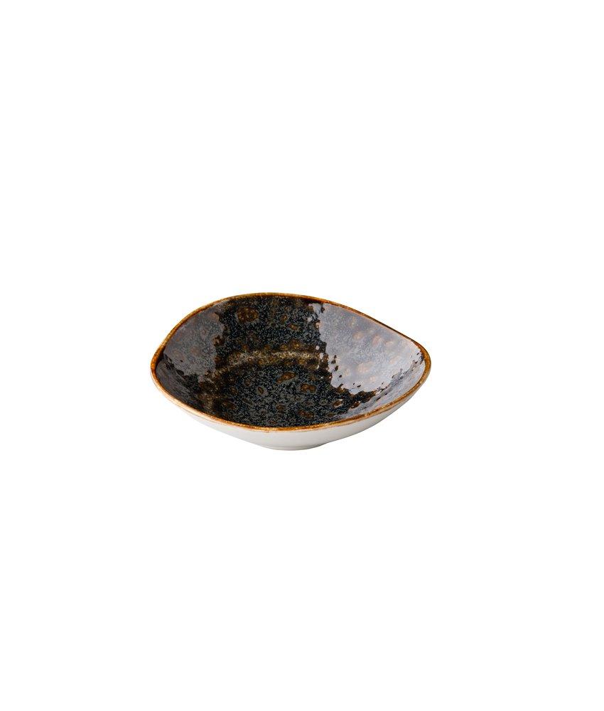 Q Authentic Jersey Kom bruin 16 cm 290ml ( 6 stuks)