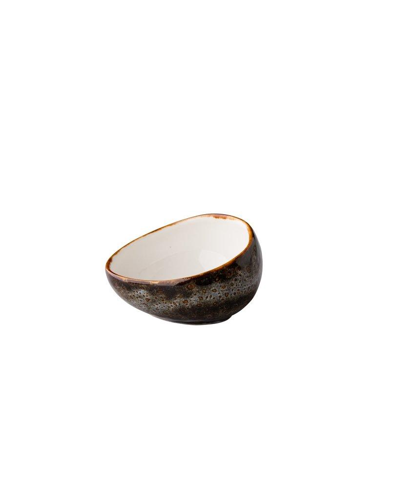 Q Authentic Jersey Jersey saus kom bruin 9 cm 110ml