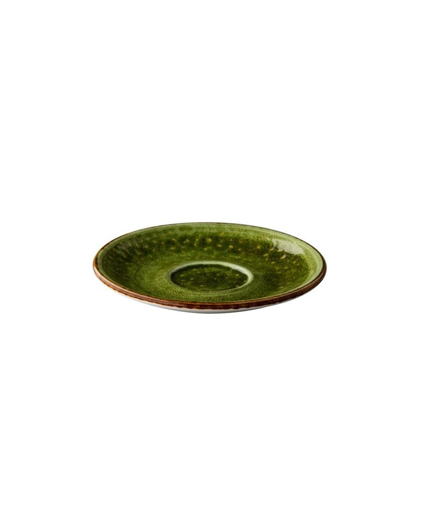 Q Authentic Jersey Multifunctionele schotel groen 15 cm ( 6 stuks)