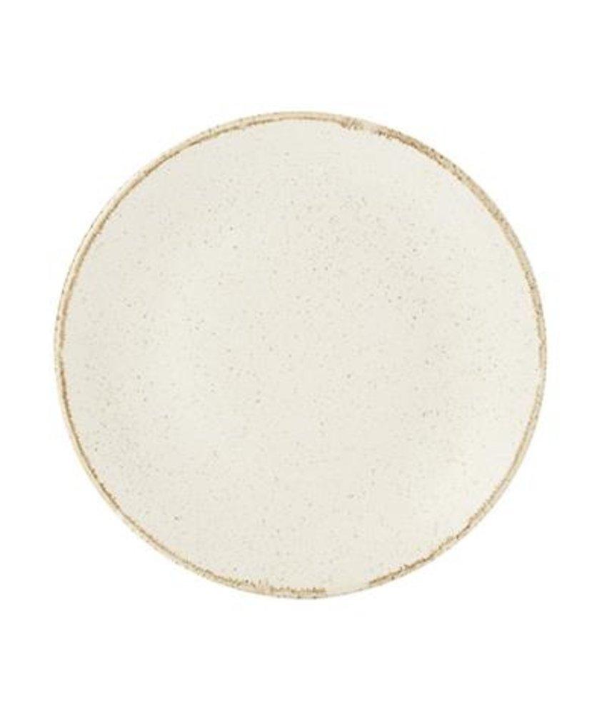 Porcelite Seasons Oatmeal Coupe bord  ( 6 stuks)