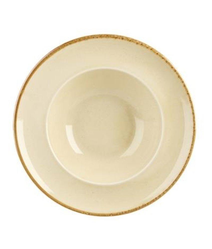 Porcelite Seasons Wheat Pastabord ( 6 stuks)