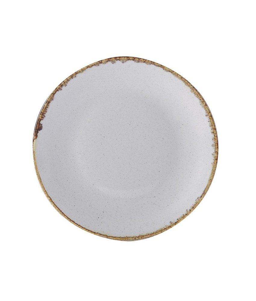 Porcelite Seasons Stone Coupe bord  ( 6 stuks)