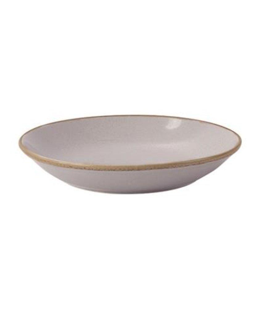 Porcelite Seasons Stone Coupe bord diep ( 6 stuks)