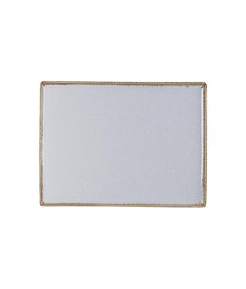 Porcelite Seasons Stone Rechthoekig bord ( 6 stuks)