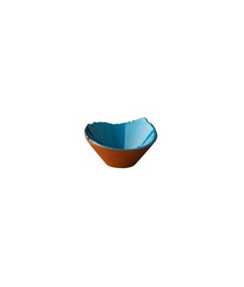 Stoneheart Organische kom blauw
