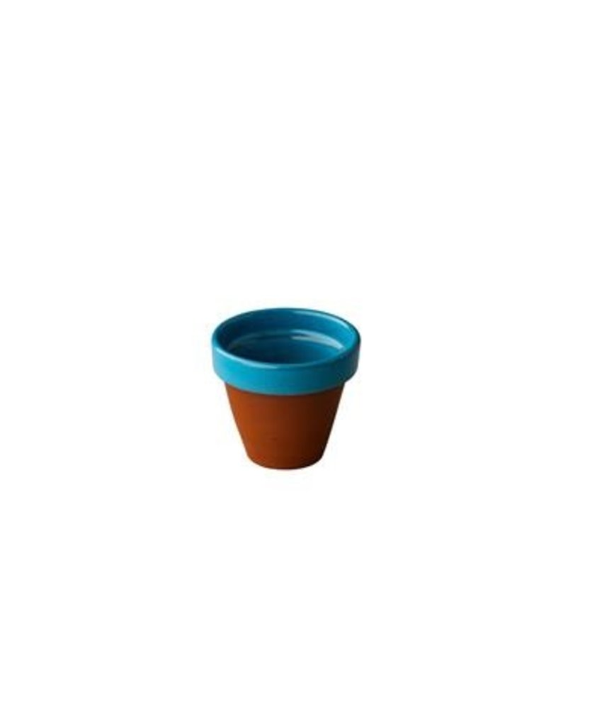 Stoneheart Pot blauw ( 24 stuks)