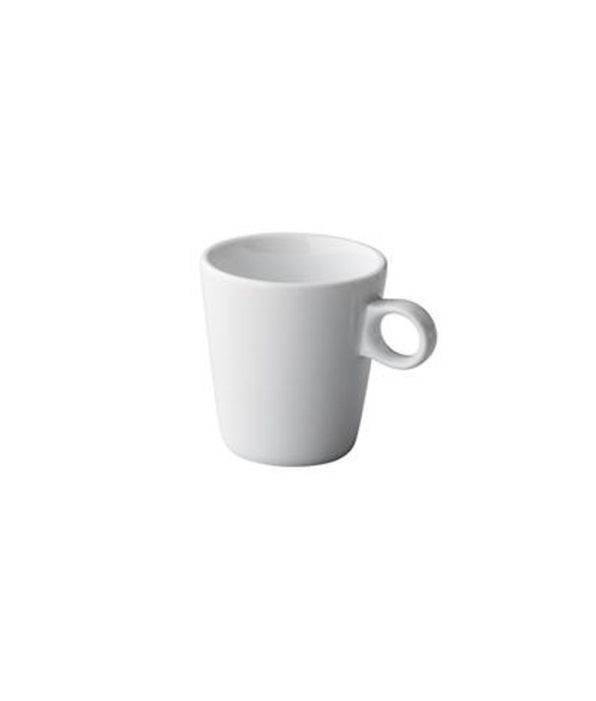 Q Basic Cappuccinokop conisch 250 ml ( 12 stuks)