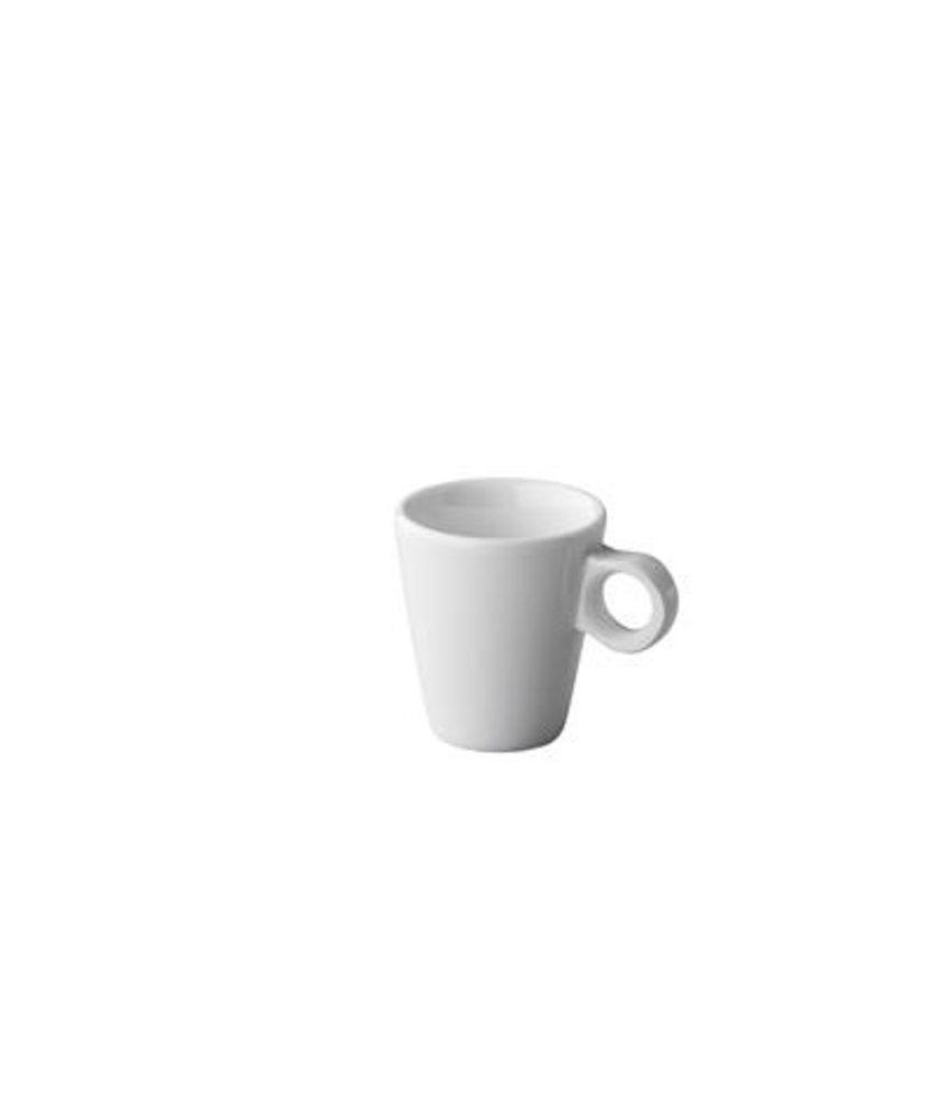 Q Basic Espressokop conisch 80 ml ( 12 stuks)