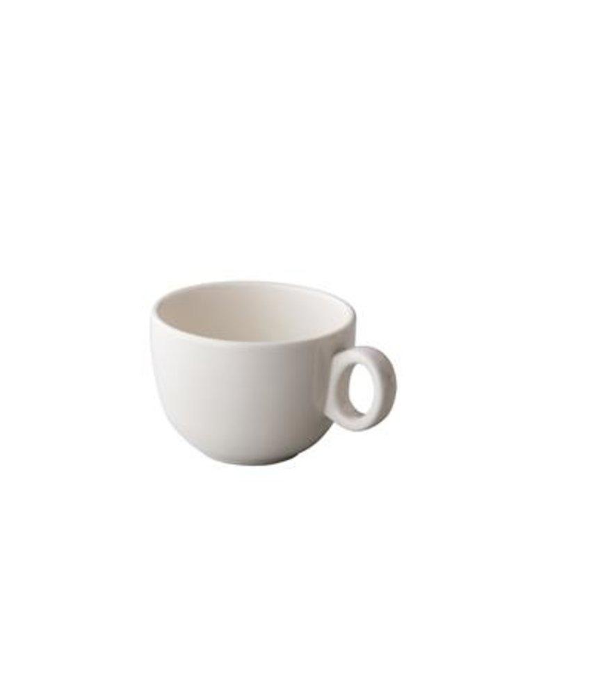 Q Performance Latte koffiekop stapelbaar 350 ml ( 6 stuks)