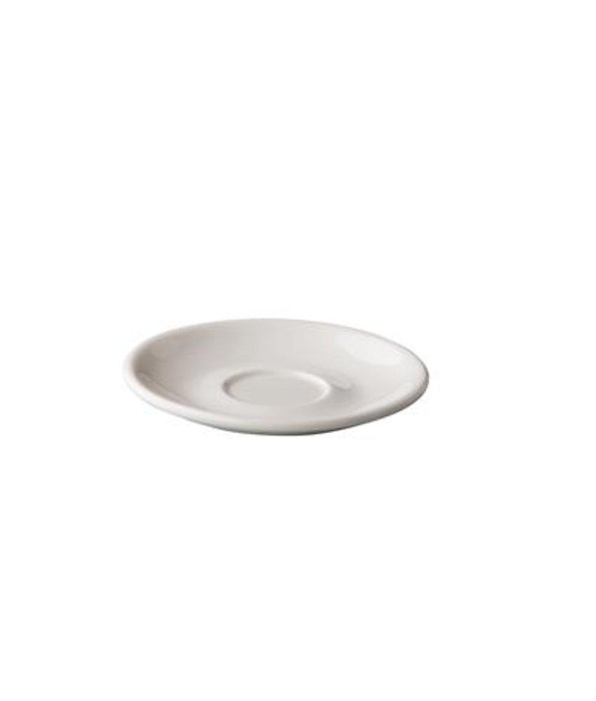 Q Performance Koffiekop /  theekop schotel 15 cm ( 6 stuks)