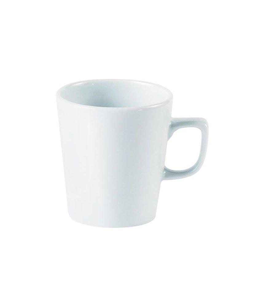 Porcelite Standard conische mok 440 ml ( 6 stuks)
