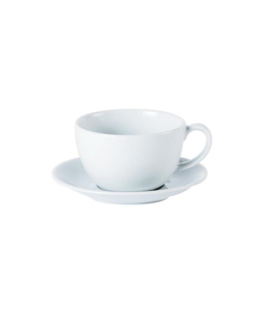 Porcelite Standard grande cappuccinokop 440 ml ( 6 stuks)
