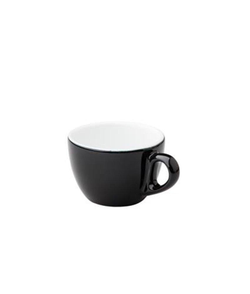 Barista Koffie kop zwart 150ml ( 6 stuks)
