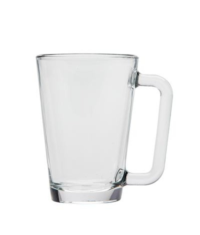 Coffeepoint Thee-/koffieglas Los Angeles 260 ml ( 12 stuks)