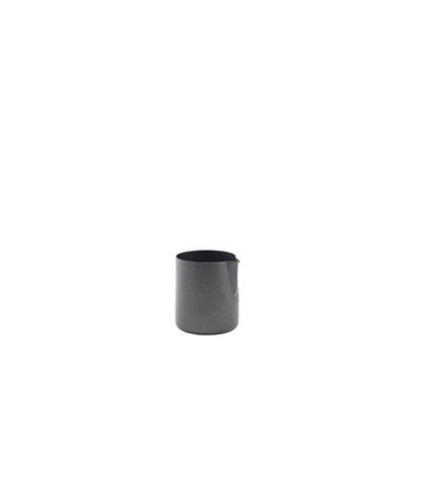 Coffeepoint RVS roomkan met non-stick coating zwart 150 ml