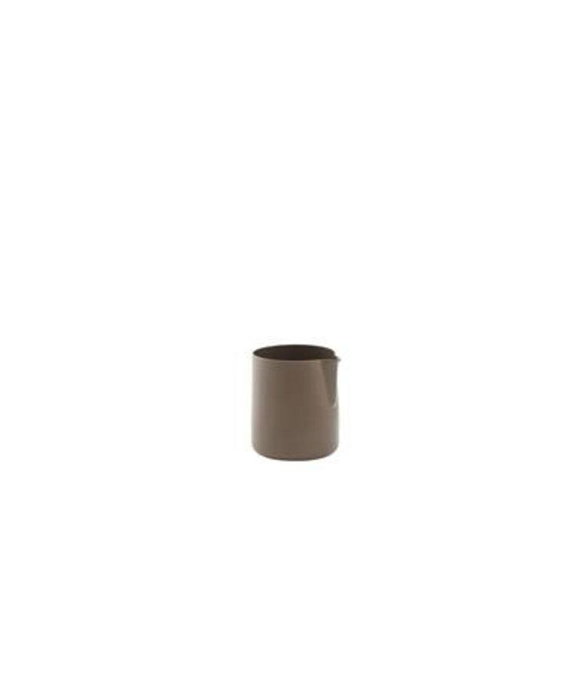 Coffeepoint RVS roomkan met non-stick coating bruin 150 ml