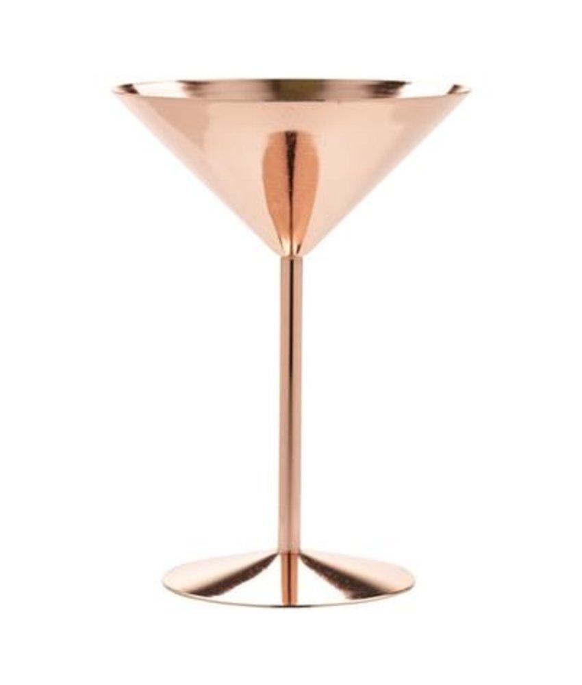 Stylepoint Martini glas koper 240 ml