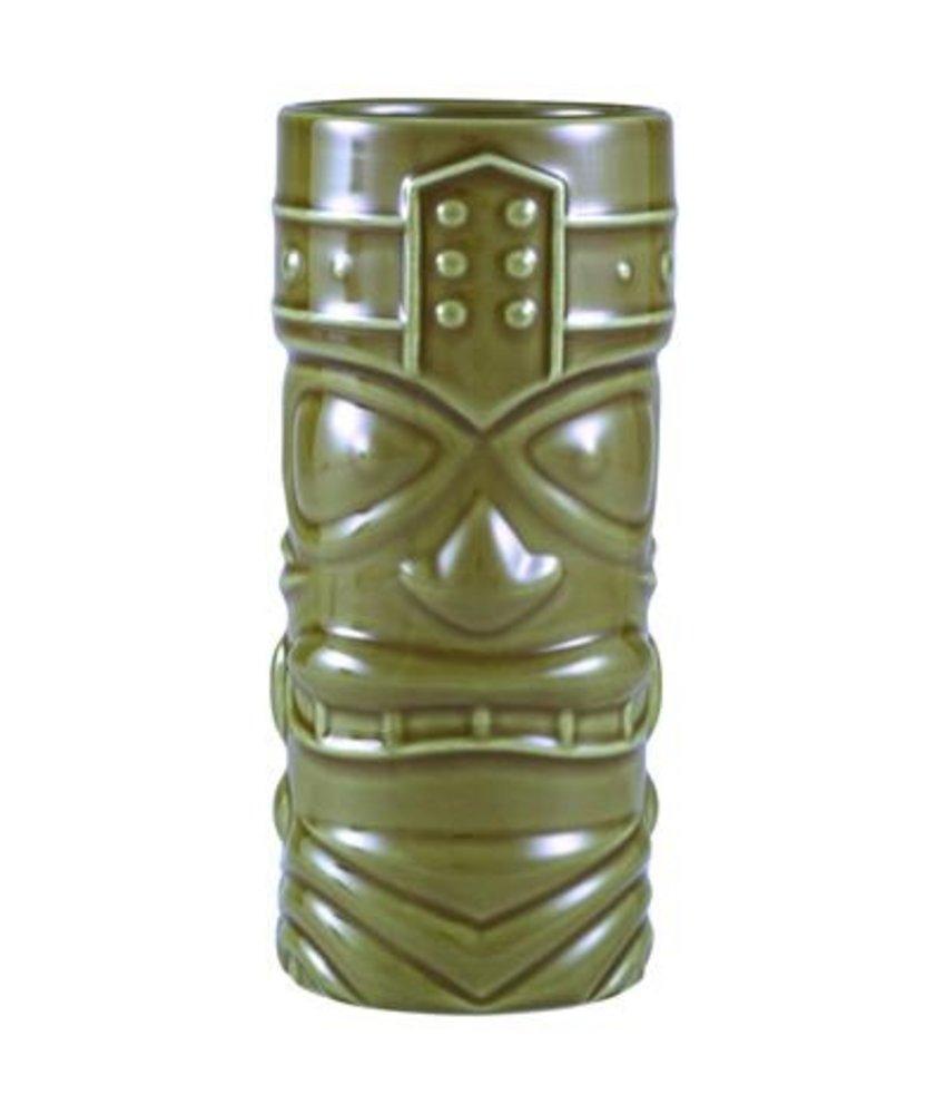 Stylepoint Tiki beker groen 400 ml ( 4 stuks)