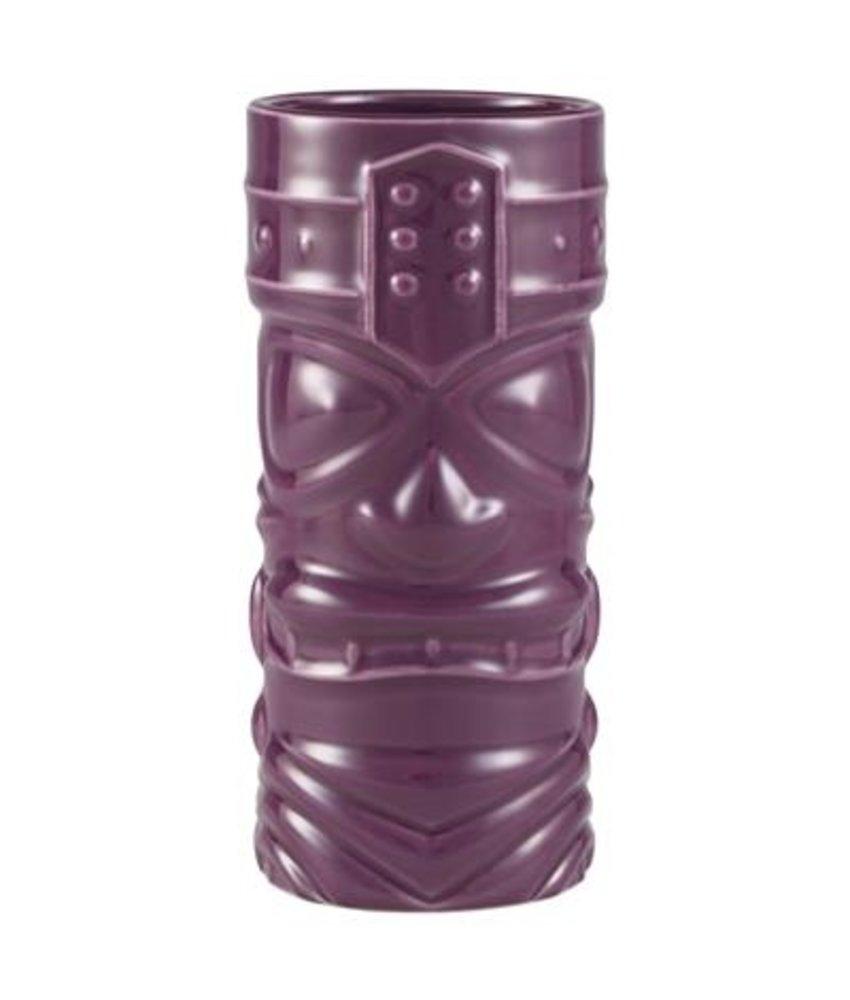 Stylepoint Tiki beker paars 400 ml ( 4 stuks)