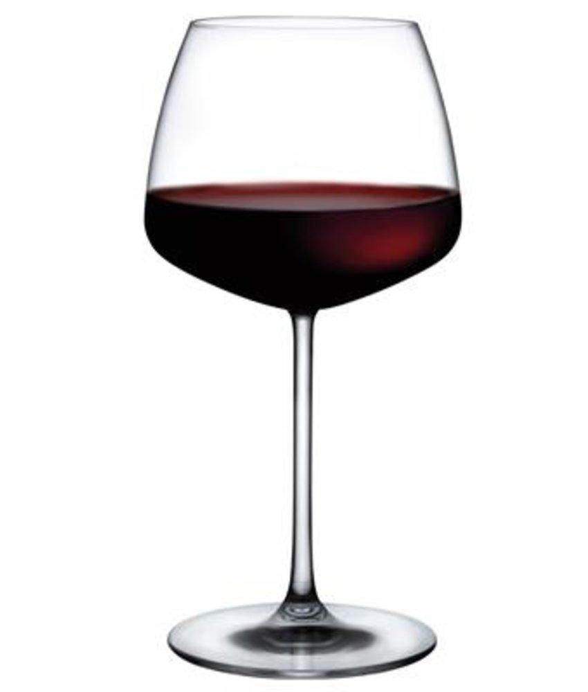 Nude Mirage rode wijnglas 570 ml ( 6 stuks)