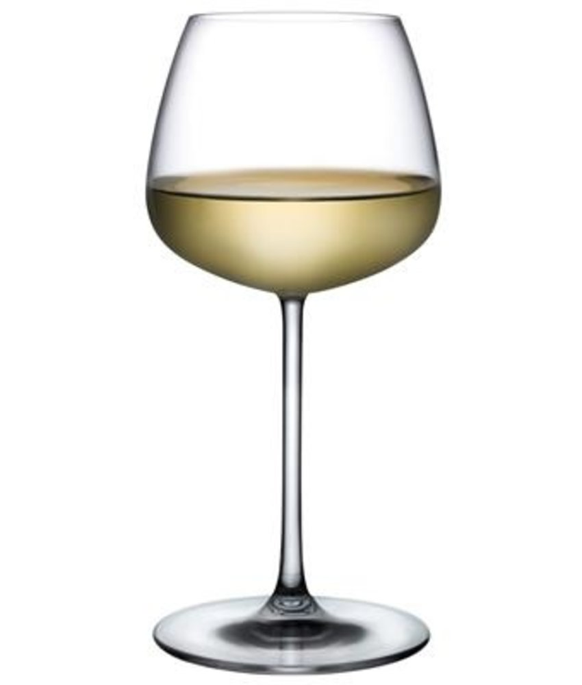 Nude Mirage witte wijnglas 425 ml ( 6 stuks)