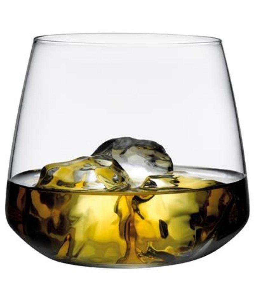 Nude Mirage whiskey wijnglas 400 ml ( 4 stuks)