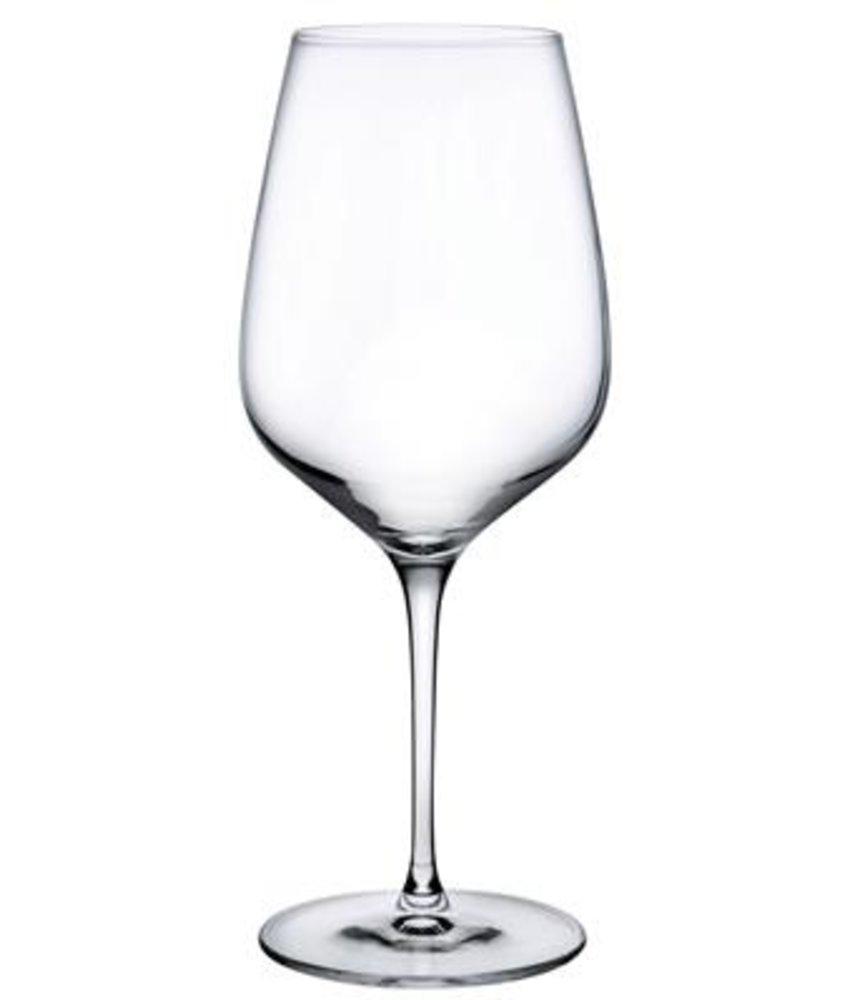 Nude Refine rode wijnglas 610 ml ( 6 stuks)