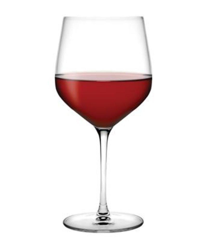 Nude Refine bourgogne glas 625 ml ( 6 stuks)
