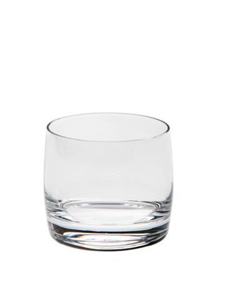 Nude Rocks B whiskey glas 330 ml ( 6 stuks)