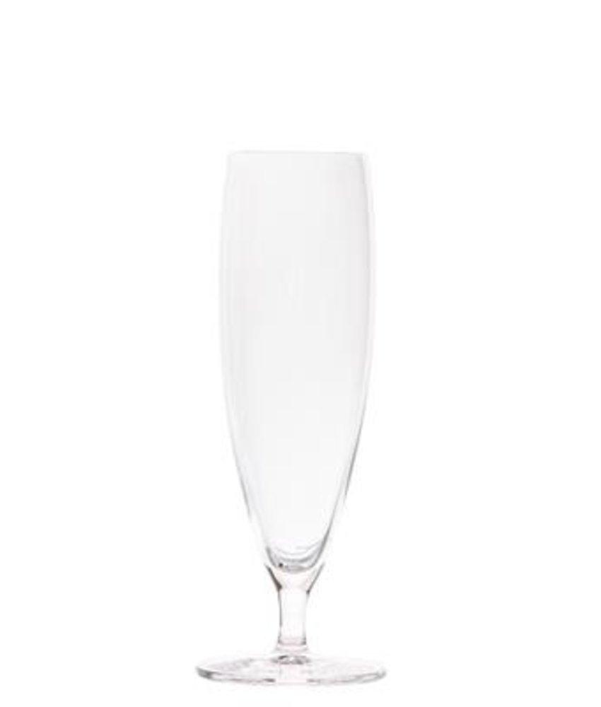 Nude Bierglas 385 ml ( 6 stuks)