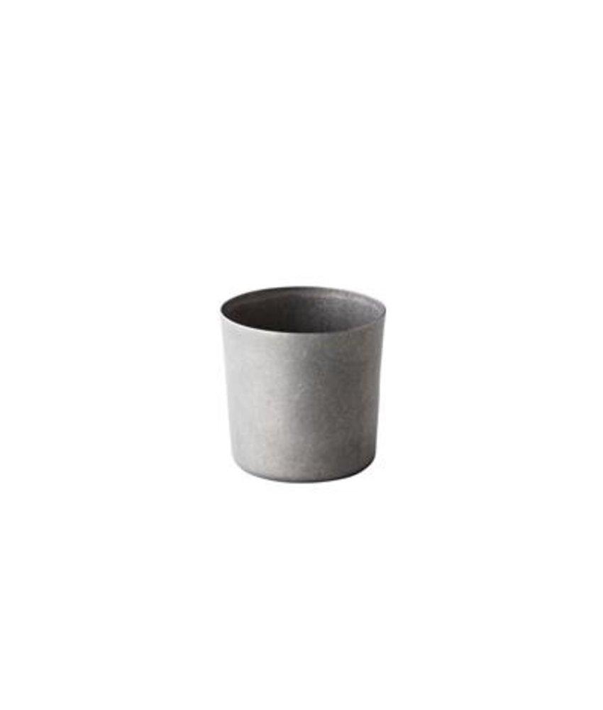 Stylepoint Presentatie bakje vintage zilver  Ø 8,5 cm 400 ml