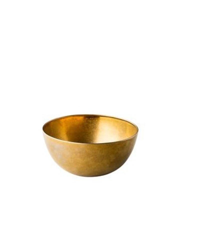 Stylepoint Vintage goud kom Ø20 cm 1750 ml