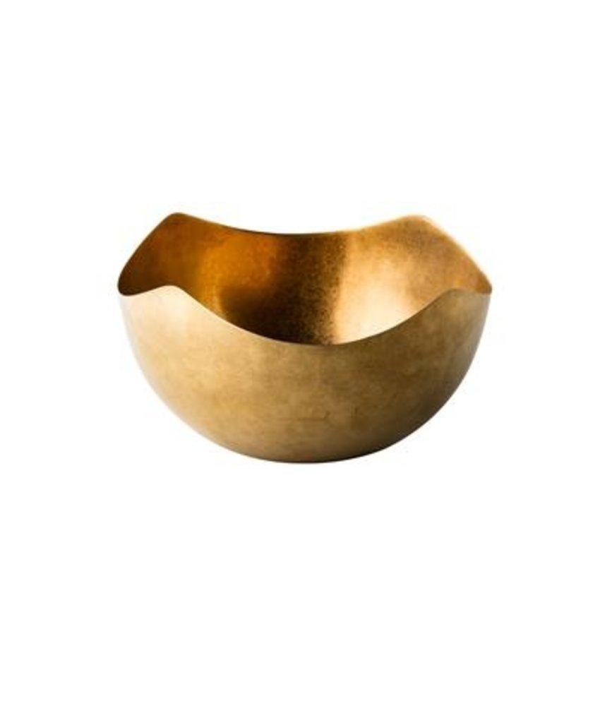 Stylepoint Vintage goud kom Ø 26cm 4,8 L