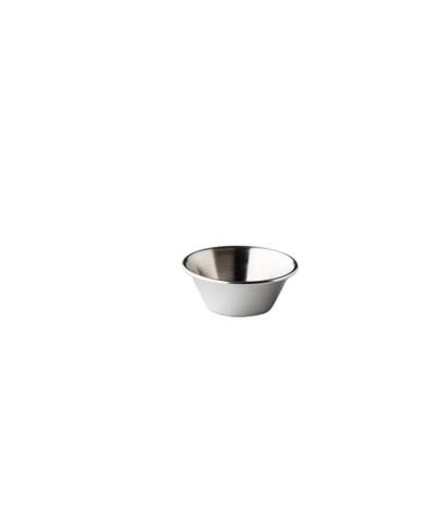 Stylepoint RVS ramekin Ø 6,2 cm 50 ml ( 12 stuks)