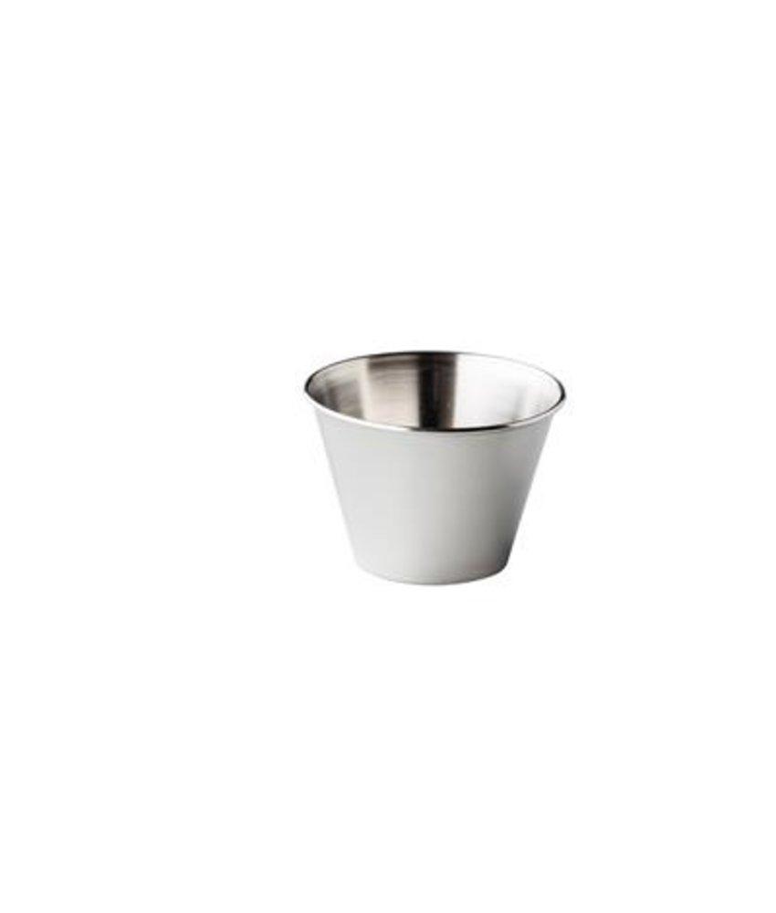 Stylepoint RVS ramekin Ø 8,2 cm 150 ml ( 12 stuks)