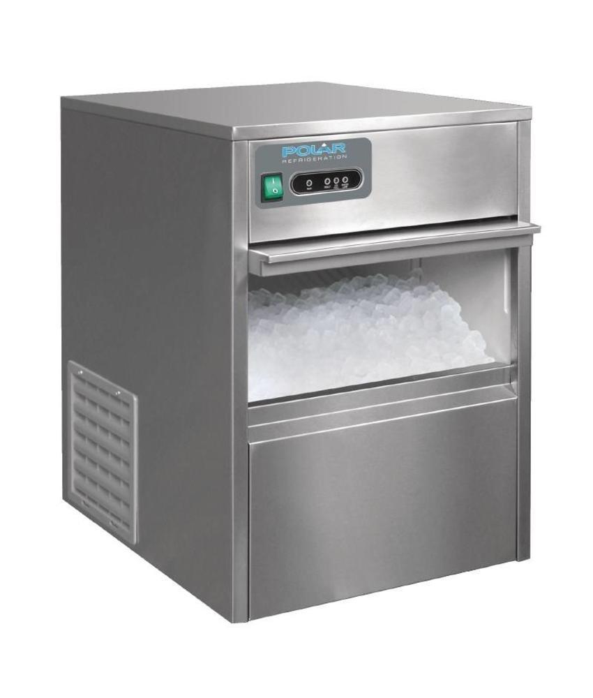 Polar Polar ijsblokjesmachine 20kg output