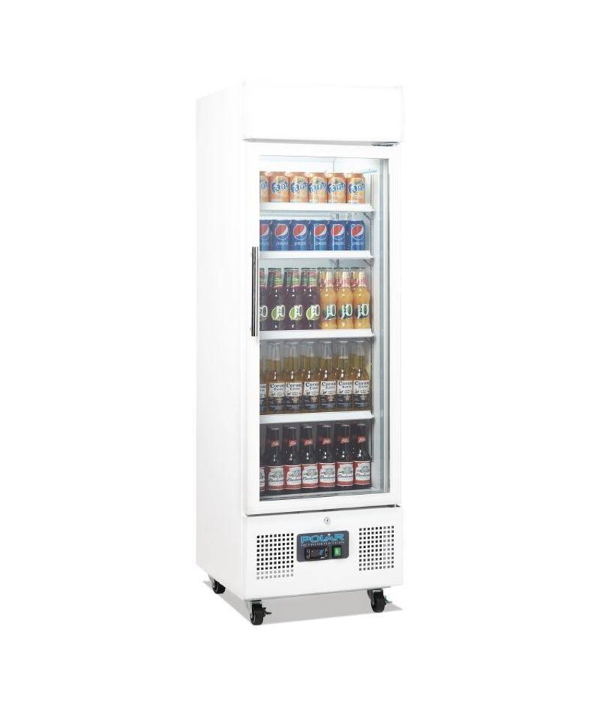 Polar Polar display koeling 218ltr
