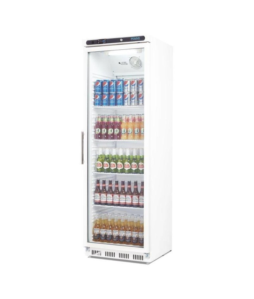 Polar Polar display koeling 400ltr