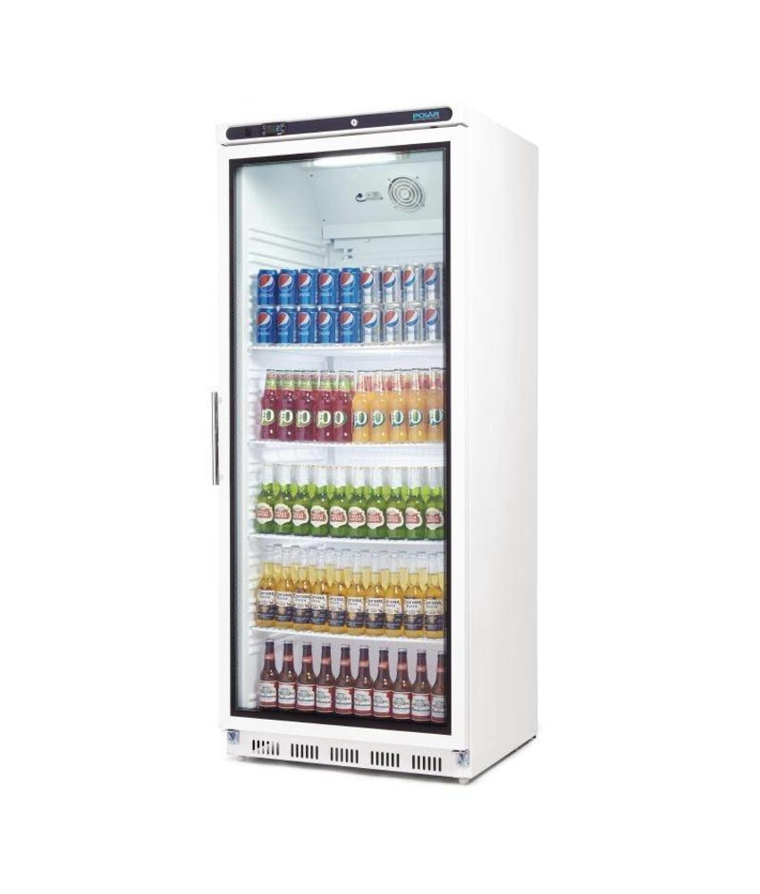 Polar Polar display koeling 600ltr