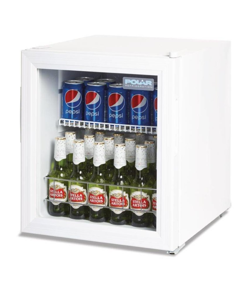 Polar tafelmodel display koeling 46ltr