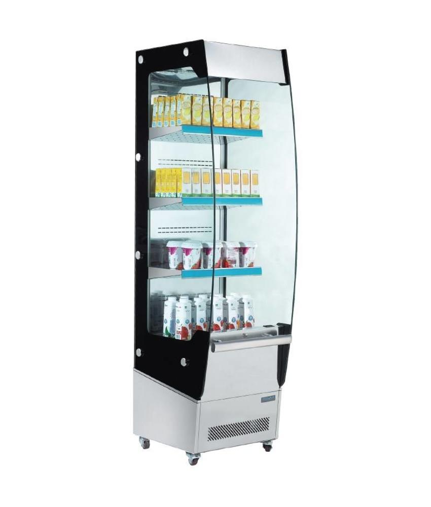 Polar Polar multideck displaykast 220ltr